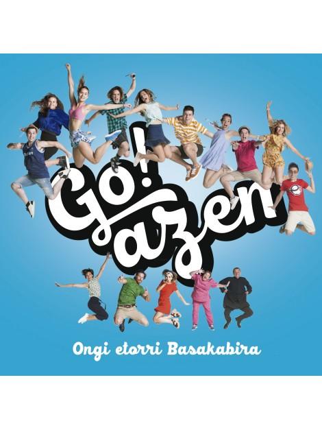 Goazen 3.0 CD ETB disco