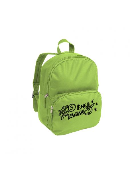 3 Ene Kantak mochila infantil verde