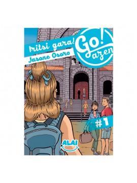 """""""Iritsi gara"""" Go!azen libro 1 (2ª edición)"""