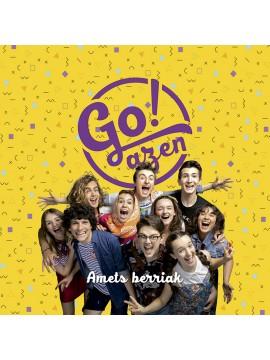 """Go!azen 6.0  """"Amets berriak"""" CD"""