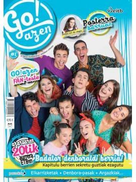 Go!azen revista oficial 1