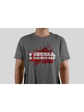 Camiseta de la final de copa. Roja - NUEVO