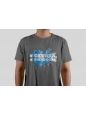 Camiseta final de copa azul
