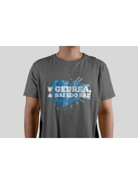 Camiseta de la final de copa. Azul - NUEVO