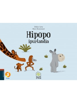 Zuhaitz-etxeko istorioak: Hipopo ipurtandia