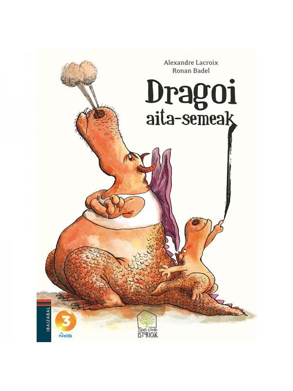 Cuento infantil euskera Dragoi aitasemeak