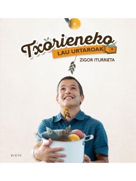 """Libro """"Txorieneko lau urtaroak"""""""